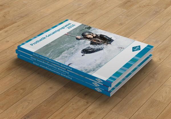 Kataloge 2016 Wilhelm Julius Teufel GmbH